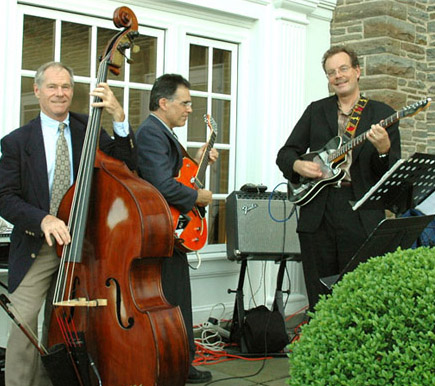 Blue Monday Jazz Trio 607-437-1175